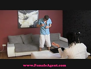 Picture FemaleAgent. The Tables Have Turned