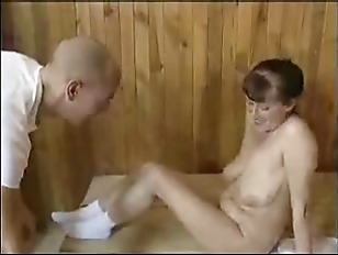 MATURE MOM FUCKED IN...