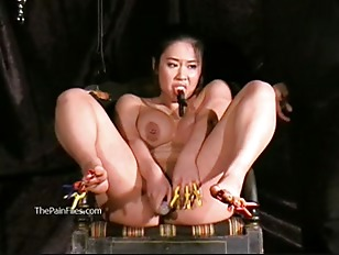 Japanese boob bdsm