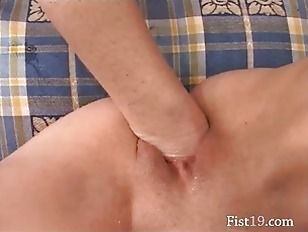 Babes Inserting Fists Into...