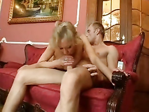 Hairy And Titty Blonde...