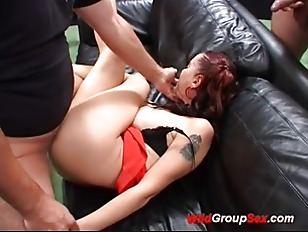 Picture Flexi Girl In Extreme Anal Gangbang