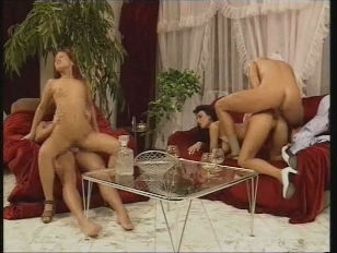 Picture Young Anita Dark In Foursome