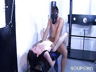 Picture Master Makes His Servant Fuck And Suck Him O...