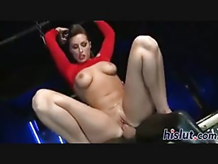 man gets his cock sucked by hot bitch then cunt fucks her