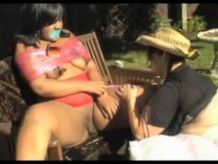 Outdoor lesbian bbw fetish masturbation