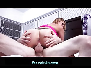 Busty Blonde Gets Dripping...