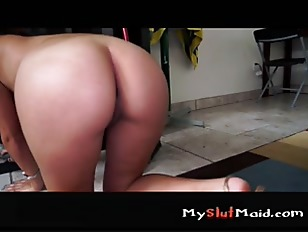Shy Latina Strips Nude And Gets Fucked p2