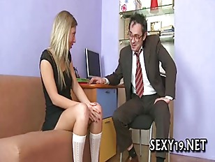 Picture Hardcore Lesson With Hot Chick