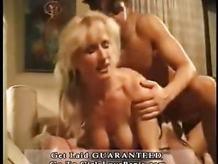 Blonde MILF Double Blow...