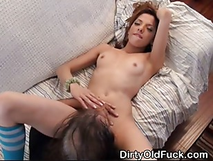 Picture Hot Brunette Young Girl 18+ Eaten Out And Fu...