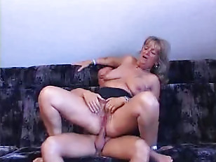 Mature Blonde Getting Fucked...