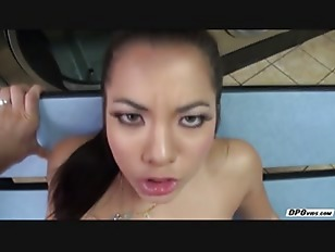 Picture Hot And Gorgeous Asian Strips And Gets Fucke...