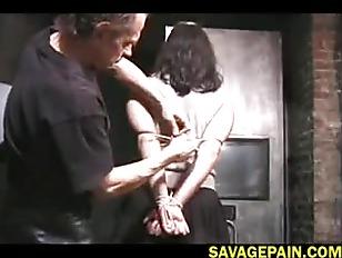 Titty Bondage Slave Nikki...
