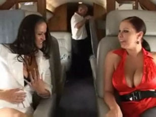 Busty Babes Getting Down...