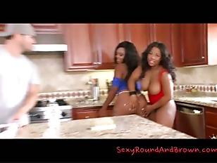 Twice ass round