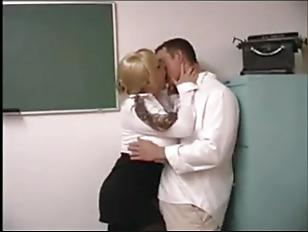 Hot Big Titted Teacher...