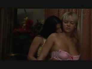ArielX and Bree Olson Lesbian Massage
