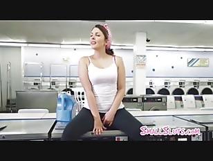 Picture Little Laundromat Slut - Cali Hayes 0006