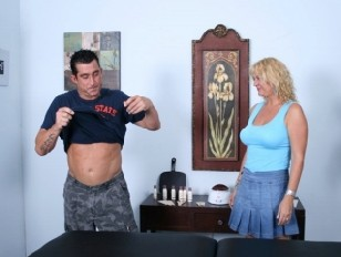 Picture Britney Amber Sexy Massage