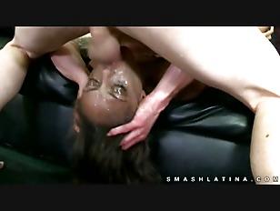 Isabella Gonzalez Chokes And...
