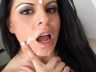 Picture Mikayla Latina Nut Facial
