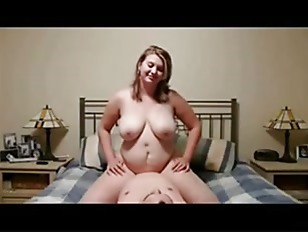 Chubby Teen Horny For...