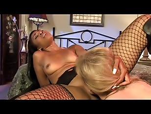 Crazy pornstars  Hartley and Yasmine de Leon in exotic lesbian sex