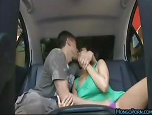 Hot Couple Enjoying It...