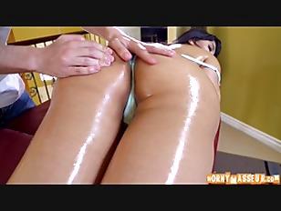 Massaging Mercedes Melons...