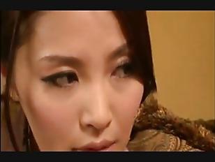 Asian Lez Couple Fun...