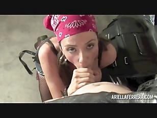 Ariella Ferrera Takes On...