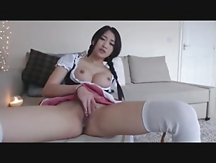 Hot Asian Red Riding...