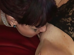 Picture Two Milf Having Lesbian Sex At Home