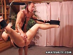 Amateur Couple Homemade Fucking...