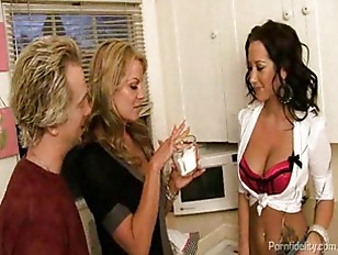 Picture Jayden James Fucking With Kelly Madison And...