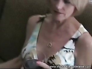 Step Mom Sucks Off...