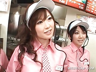 Asian Fast Food Porn -