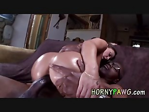 Picture Interracial For Sexy Onion-Booty Fucked