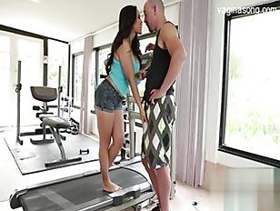 Asian Babe Gives Him...