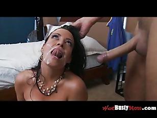 Having hot and sweaty sex