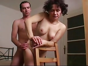 sexy granny fuck on bed