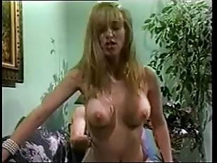 Classic Blonde Bimbo Scene...