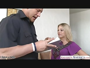 Picture Superb Blonde Wife Shawna Lenee Gets Fucked