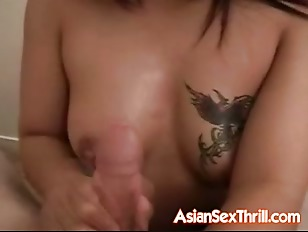 Picture Asian Sex Young Girl 18+ Giving Expert Handj...