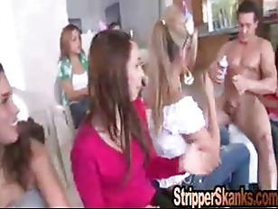 Picture Stripper Gets Sucked By A Ton Of Hot Chicks