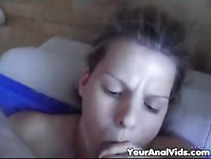 Amateur busty couple sex