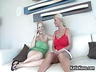 Picture Katie Kox Gets Dirty With Sophie Dee And The...