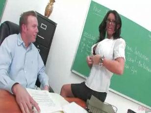 Kerry Louise Classroom Hardcore...