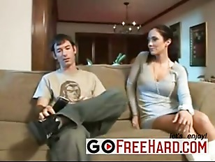 Nude mom and boyfriend